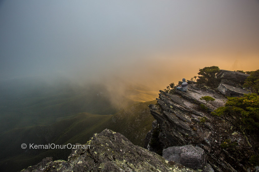 Sun Rise in Stirling Range National Park