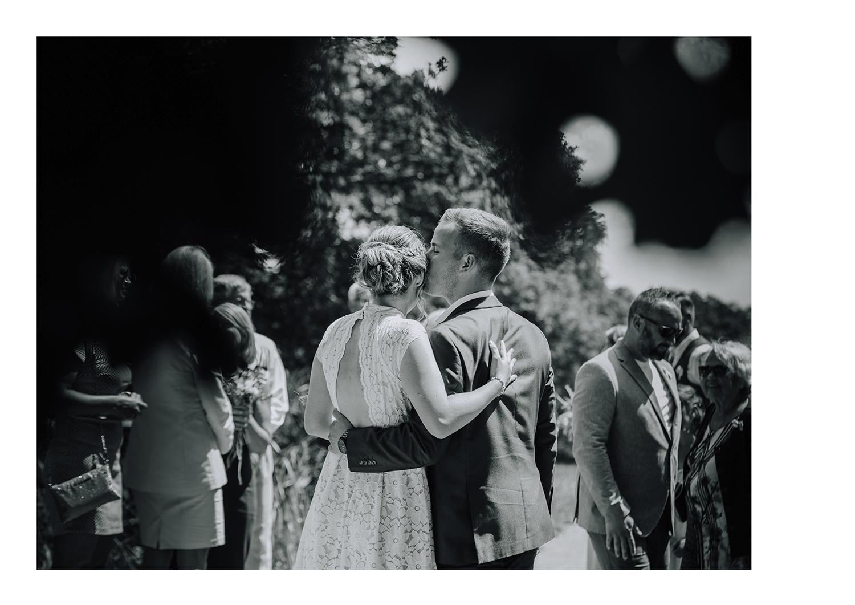 Beautiful couple Kiera & David's wedding in mníšek pod brdy near by Prague